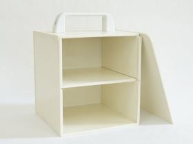 おかもち / 収納ボックス 材質:樹脂
